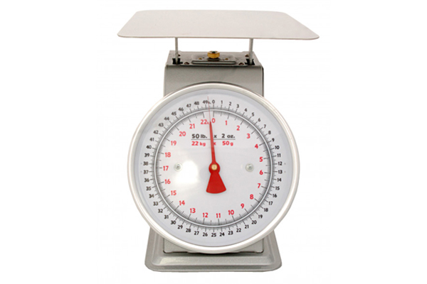 50LB Mechanical Scale