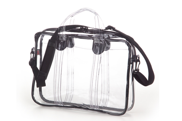 Clear Briefcase
