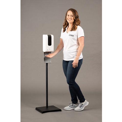 Touchless Floor Dispenser